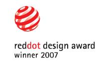Red dot Design Awards 2007