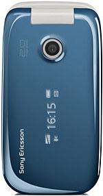 Sony Ericsson Z610i Airy Blue