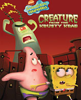 SpongeBob: Creature from the Krusty krab!