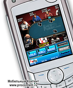 java game Euro Poker