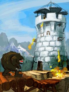 Игра Битва за башни: Гнев Богов