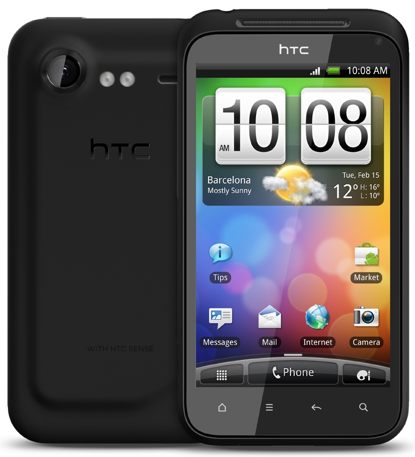 Топ-модель HTC Incredible S