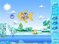 Игра снежные загадки 1 играть онлайн бесплатно